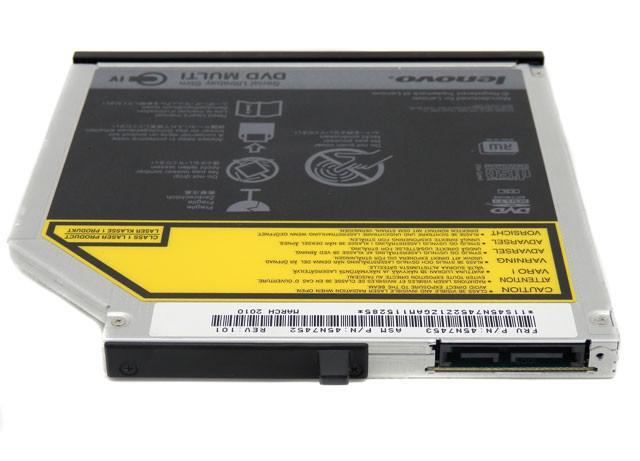 Lenovo Thinkpad Dvd Rw Dl Cd Rw Opticka Mechanika