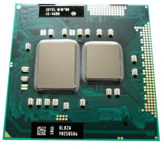 Procesor Intel Core i5-460M