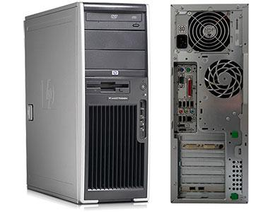 HP xw4600 Workstation QC